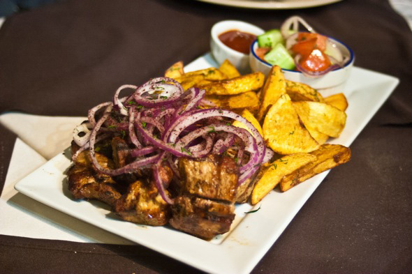 Aragvi Restaurant