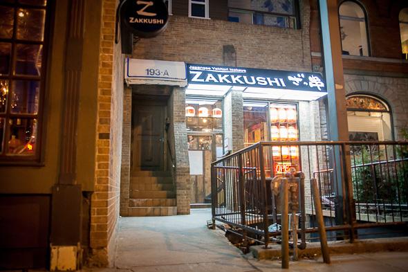 Zakkushi Toronto