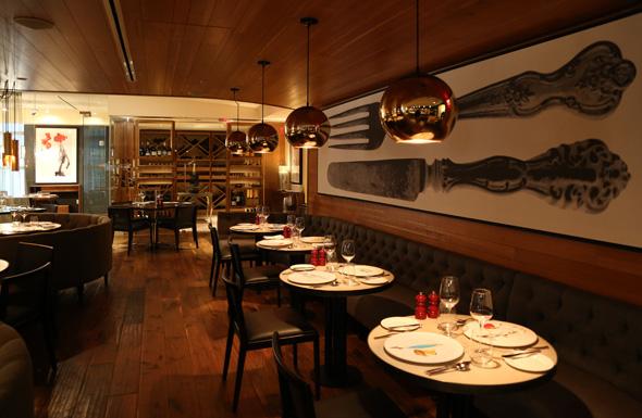 TOCA Restaurant Ritz Carlton