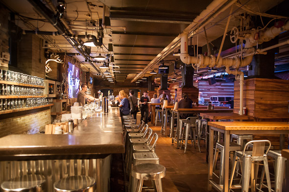 The Antler Room Toronto On