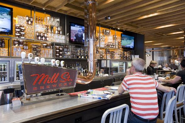 Mill Street Beer Hall Toronto