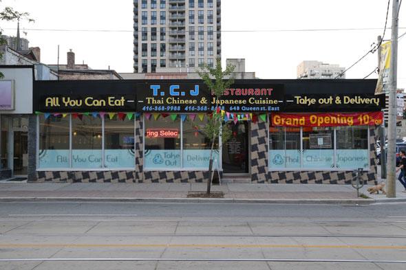 TCJ Restaurant