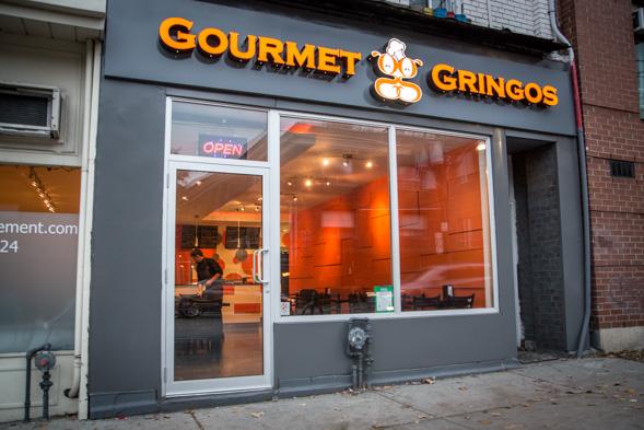 gourmet gringos