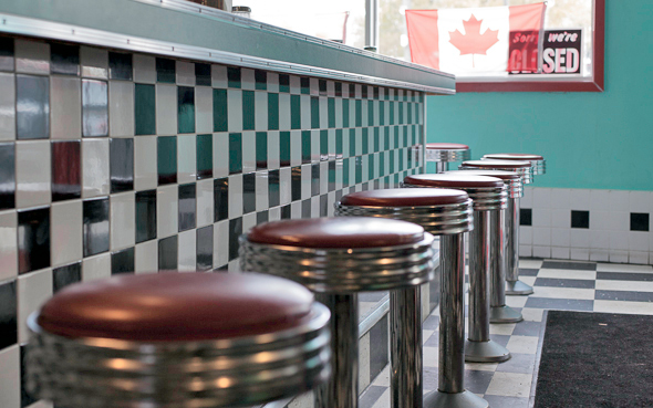 Times Square Diner