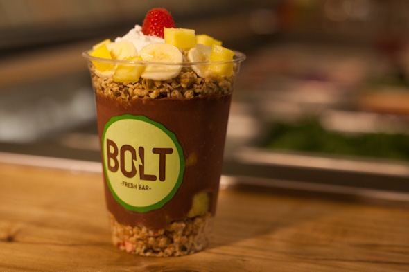 Bolt Fresh Bar