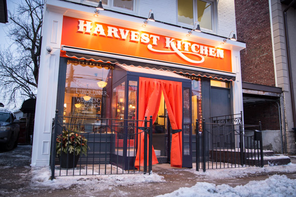 Harvest Kitchen Blogto Toronto