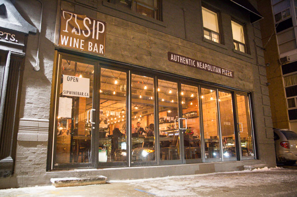 sip wine bar toronto