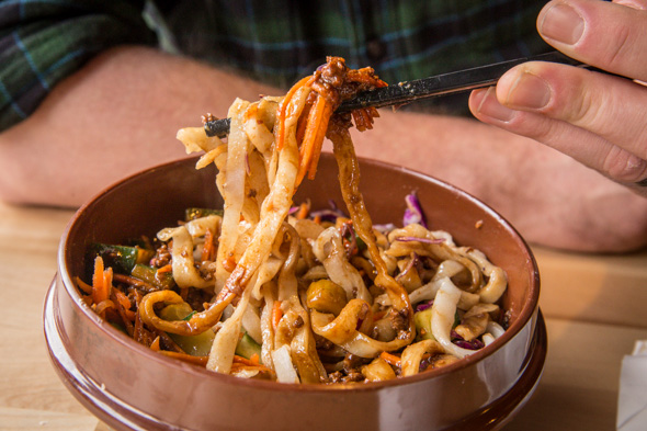 Noodle Face Co