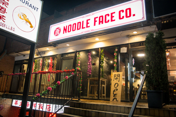 Noodle Face Co Toronto