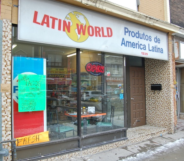 Latin World Toronto