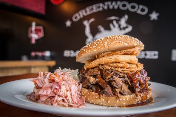 Greenwood Smokehouse