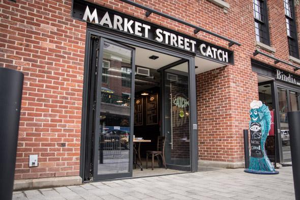 Market Street Catch toronto