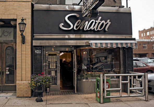 the senator toronto