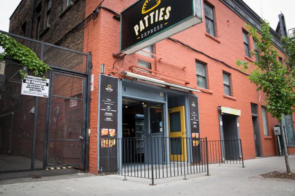 Patties Express Toronto