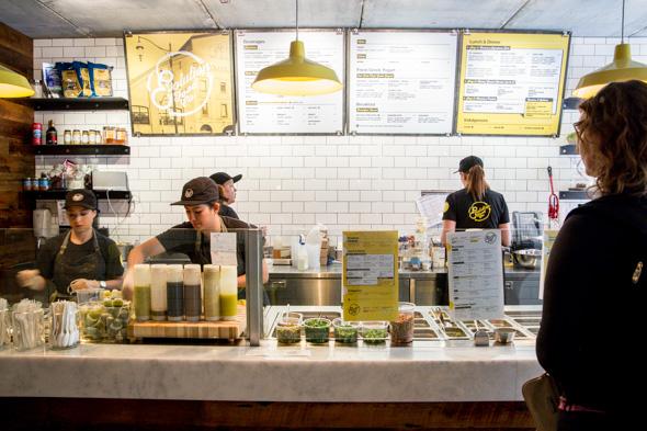 Evolution Food Toronto