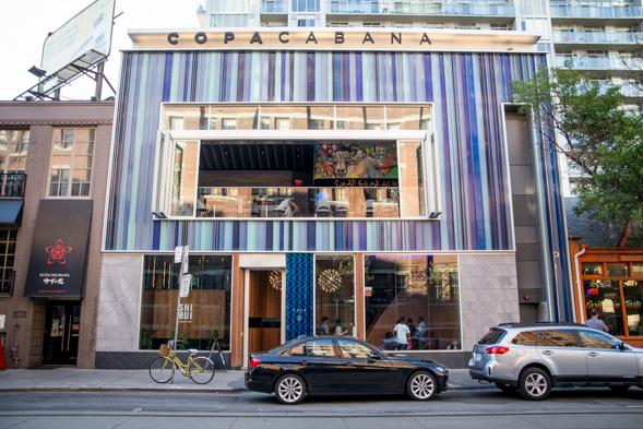 Hot Restaurants Downtown Toronto
