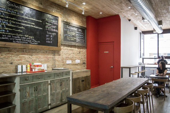 Nam Sandwich Shop Toronto