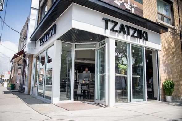 Tzatziki Toronto
