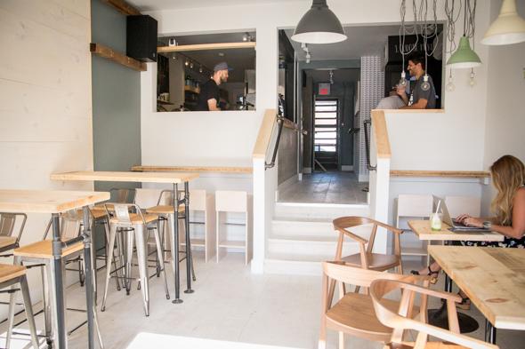 spark fresh bar Toronto
