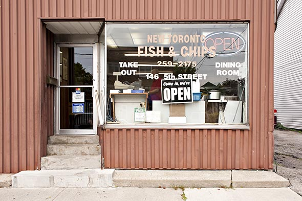 New Toronto Fish and Chips