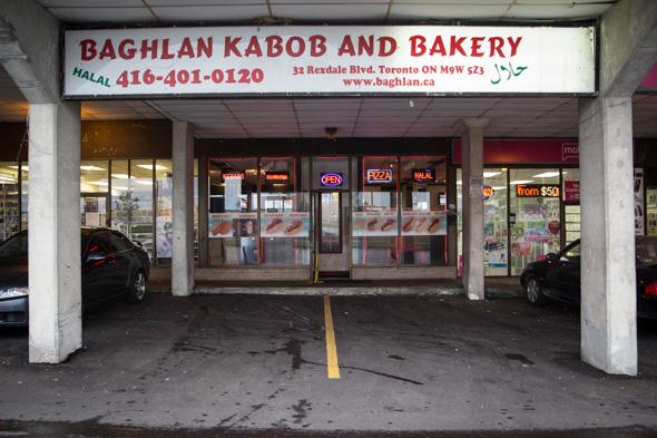 Baghlan Kabob Toronto