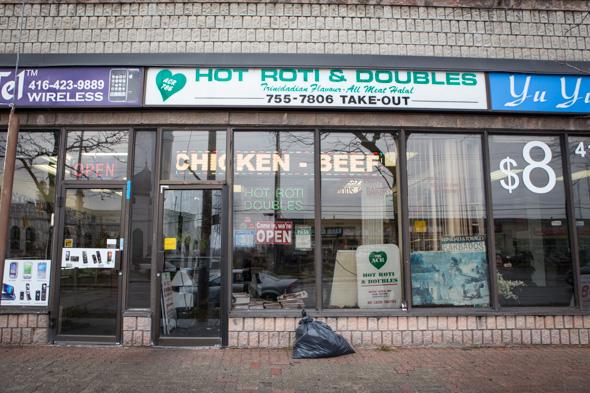 ACR Hot Roti Toronto