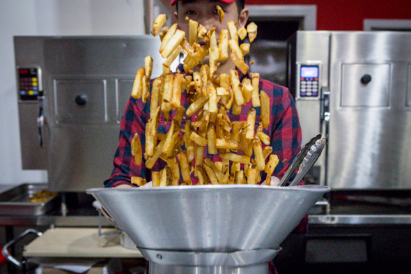 moo frites toronto