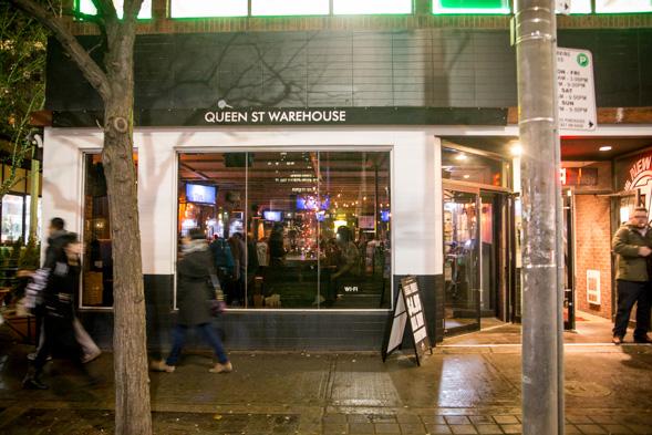 Great Restaurants On Queen Street West