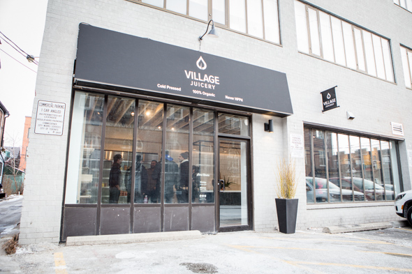 village juicery toronto