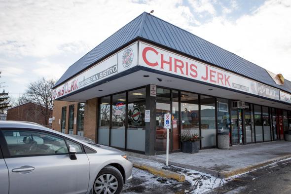 Chris Jerk Toronto