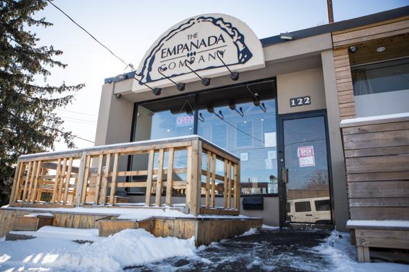Empanada Company Toronto
