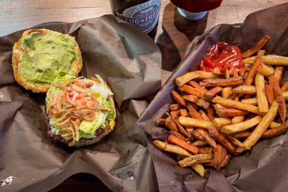 Woodys Burgers Toronto