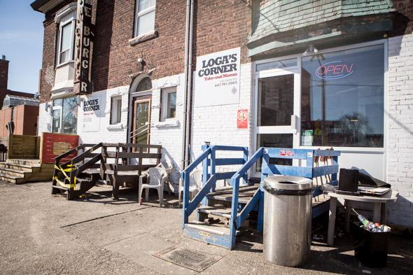 Logas Corner