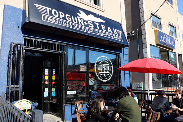 top gun steak toronto