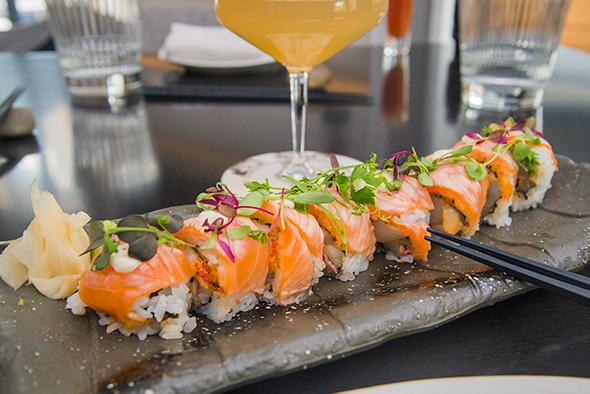 sushi restaurant toronto