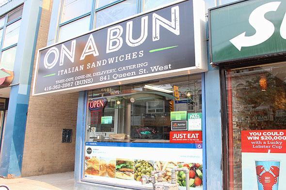 on a bun toronto