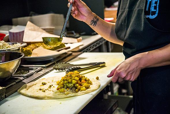 Veggie DLight Toronto