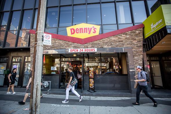 Dennys Toronto