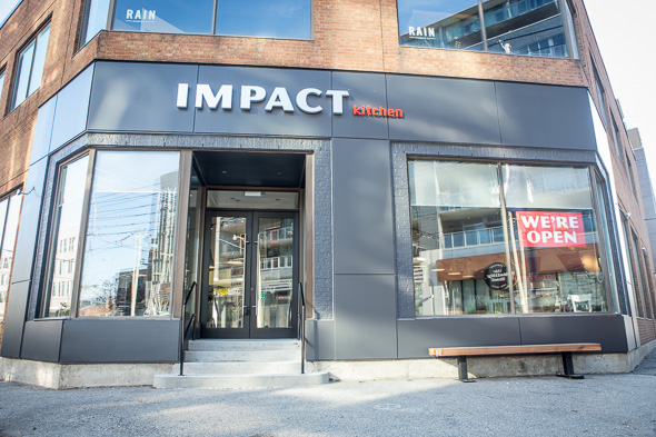 Impact Kitchen