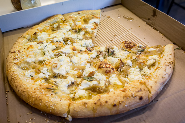 Maker Pizza Toronto