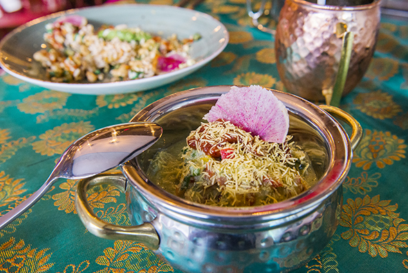 Indian Street Food Co Toronto