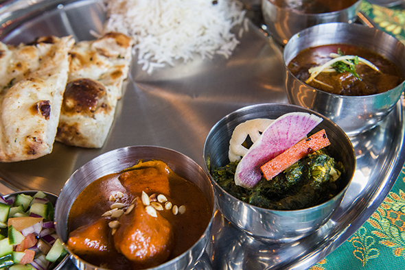 Indian Street Food Co Toronto