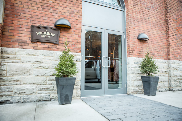The Wickson Social Toronto