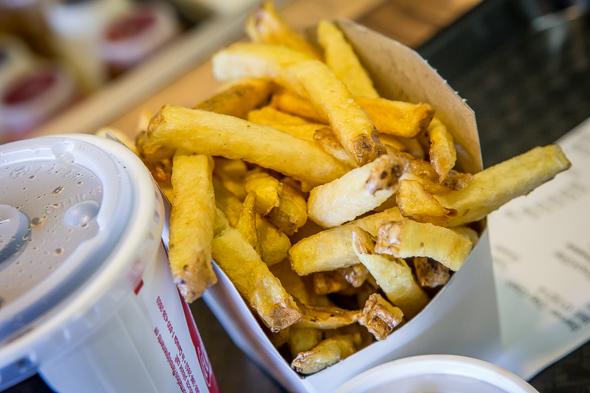 Shamrock Burgers Toronto
