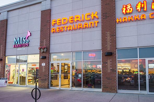 federick restaurant