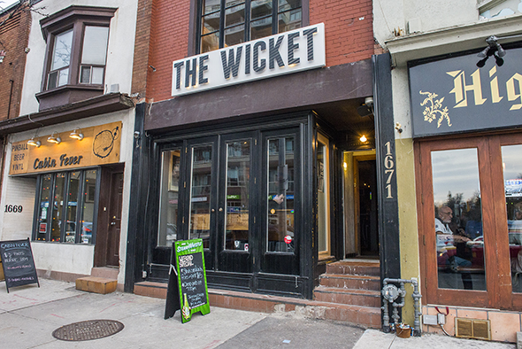 the wicket toronto
