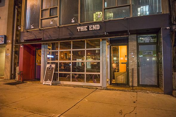 The End Toronto