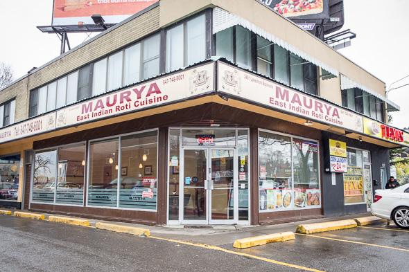 Maurya Toronto