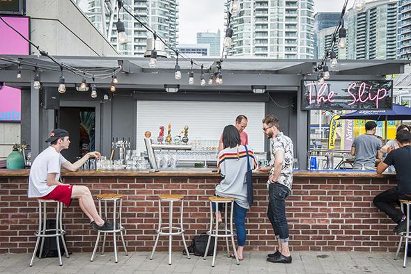 The Slip Toronto