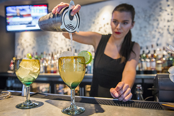 Ritz Bar Toronto